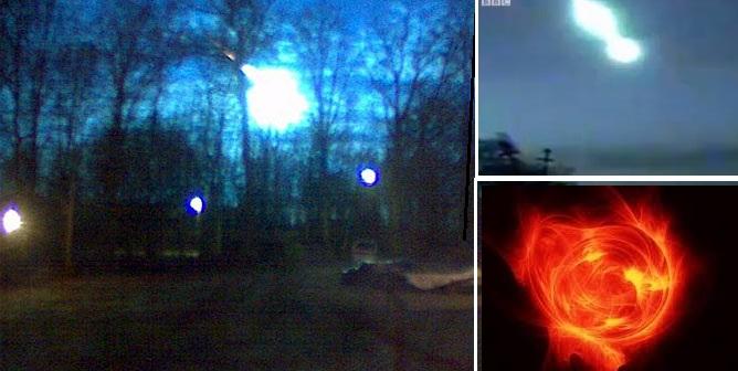 Οι μυστηριώδεις και ανεξήγητες πυρήνες ιπτάμενες μπάλες,ένα φαινόμενο που η επιστήμη δεν κατόρθωσε να  δώσει μια εξήγηση!