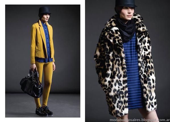 Ay Not Dead otoño invierno 2014. Moda otoño invierno 2014 tapados y abrigos.
