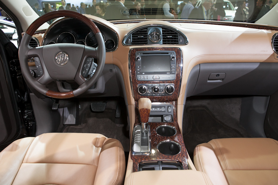 2013 Buick Enclave Cars