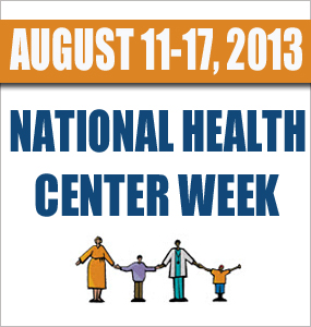 National Health Center Week Banner