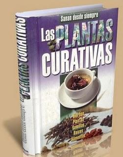 El libro de las plantas curativas