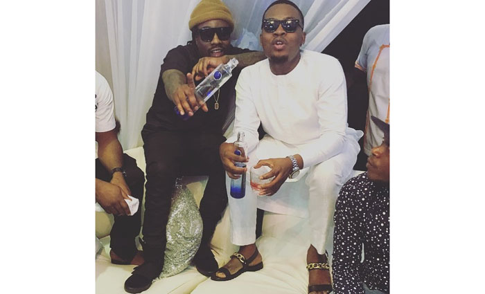 Americans Slay Olamide For Wearing Sandals, Label Him Gay (Screenshots)