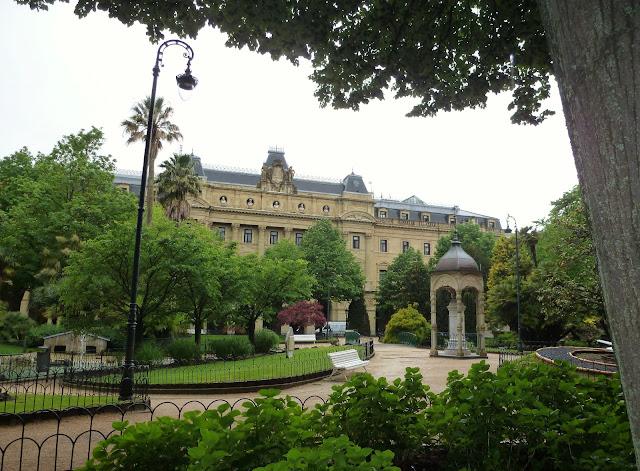 Plaza de Guipúzcoa San Sebastián