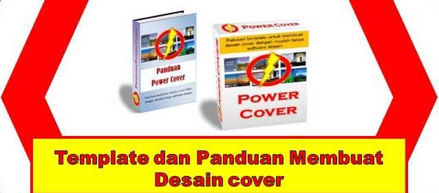Template dan Panduan Desain Cover