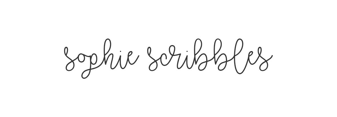 Sophie Scribbles