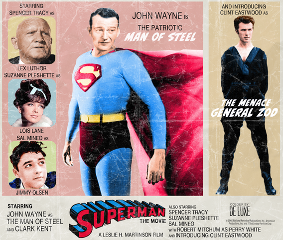 What If: Movie Posters de Peter Stults