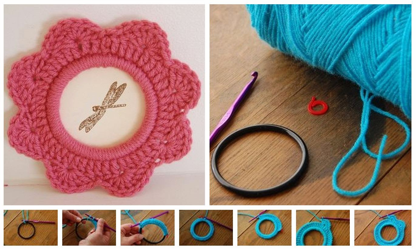 Todo crochet manualidad - Servilleteros de ganchillo ...