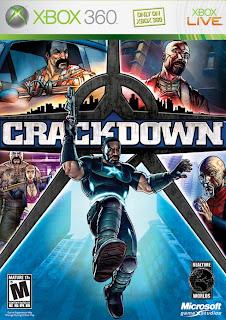 Crackdown Portada