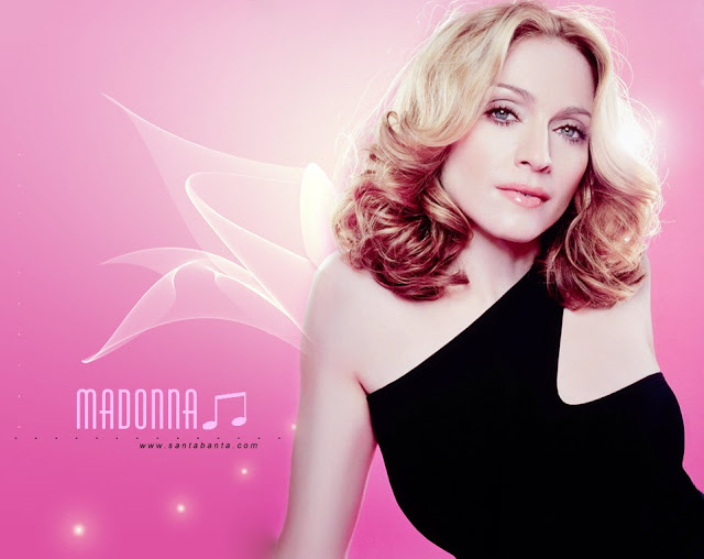 Hot Madonna's Pictures