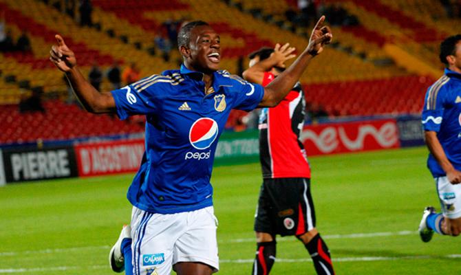 Cúcuta vs Millonarios Fecha 4 Liga Águila II-2015