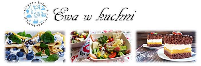 Ewa w kuchni