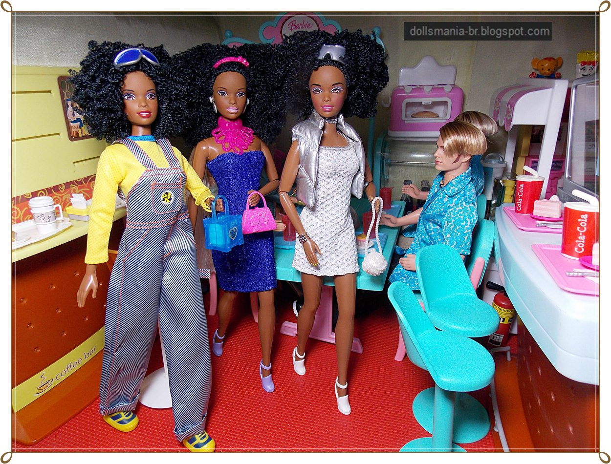 dolls generation girl dance party my room nichelle barbie s friends