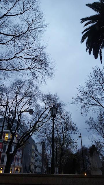 city photos, winter
