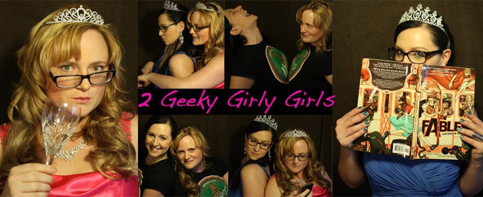 2 Geeky Girly Girls
