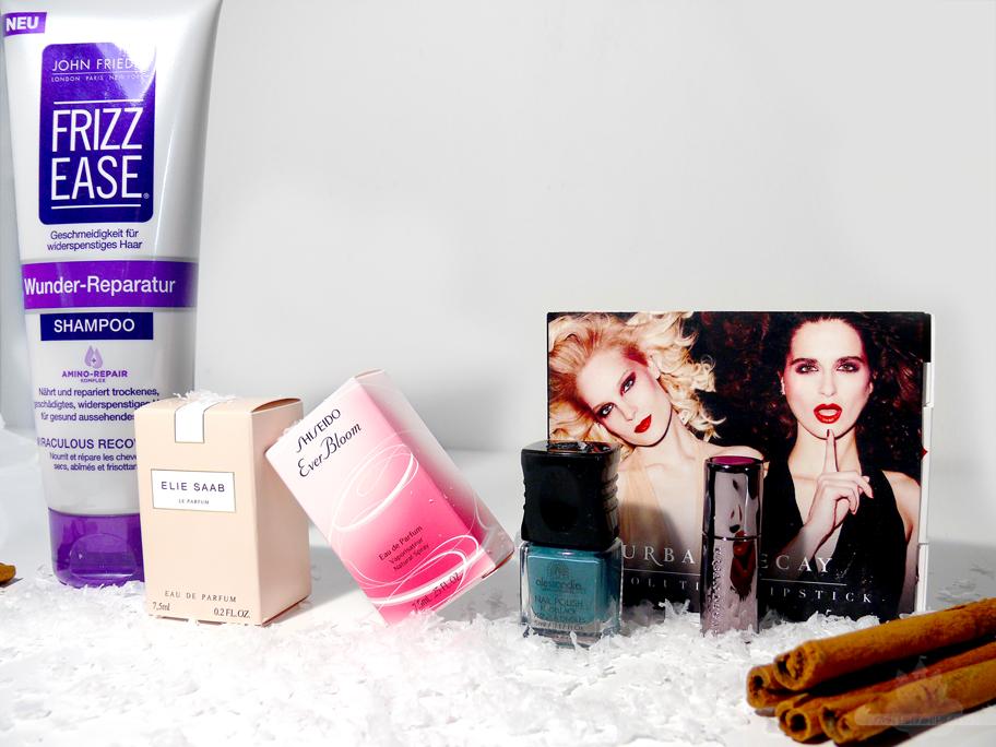 Douglas Box of Beauty Dezember 2015 Österreich