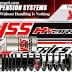 Daftar Brosur Harga Shock Breaker Motor Asli Merk YSS Bulan Januari Februari tahun 2016