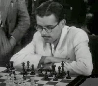 Antonio Medina vencedor del I Gran Torneo de Ajedrez de Terrassa 1945