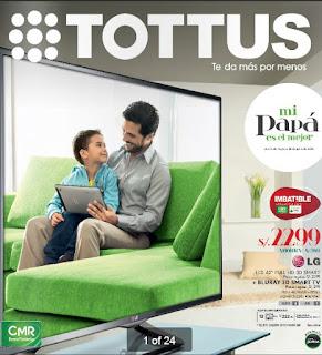 Catalogo Tottus dia de papa 2013