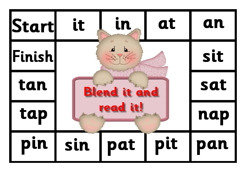 Debbieu0026#39;s Resource Cupboard: satpin, blend it and read it