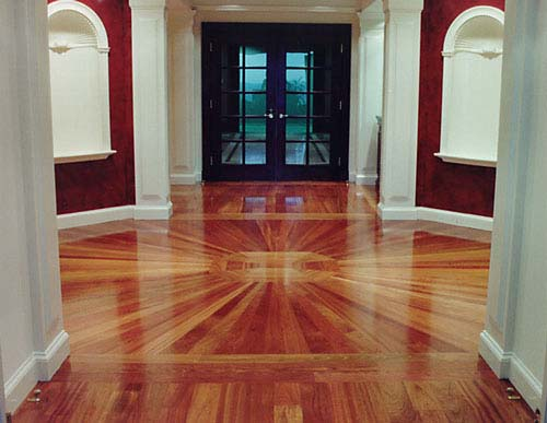 Laminate Wood Floor Design