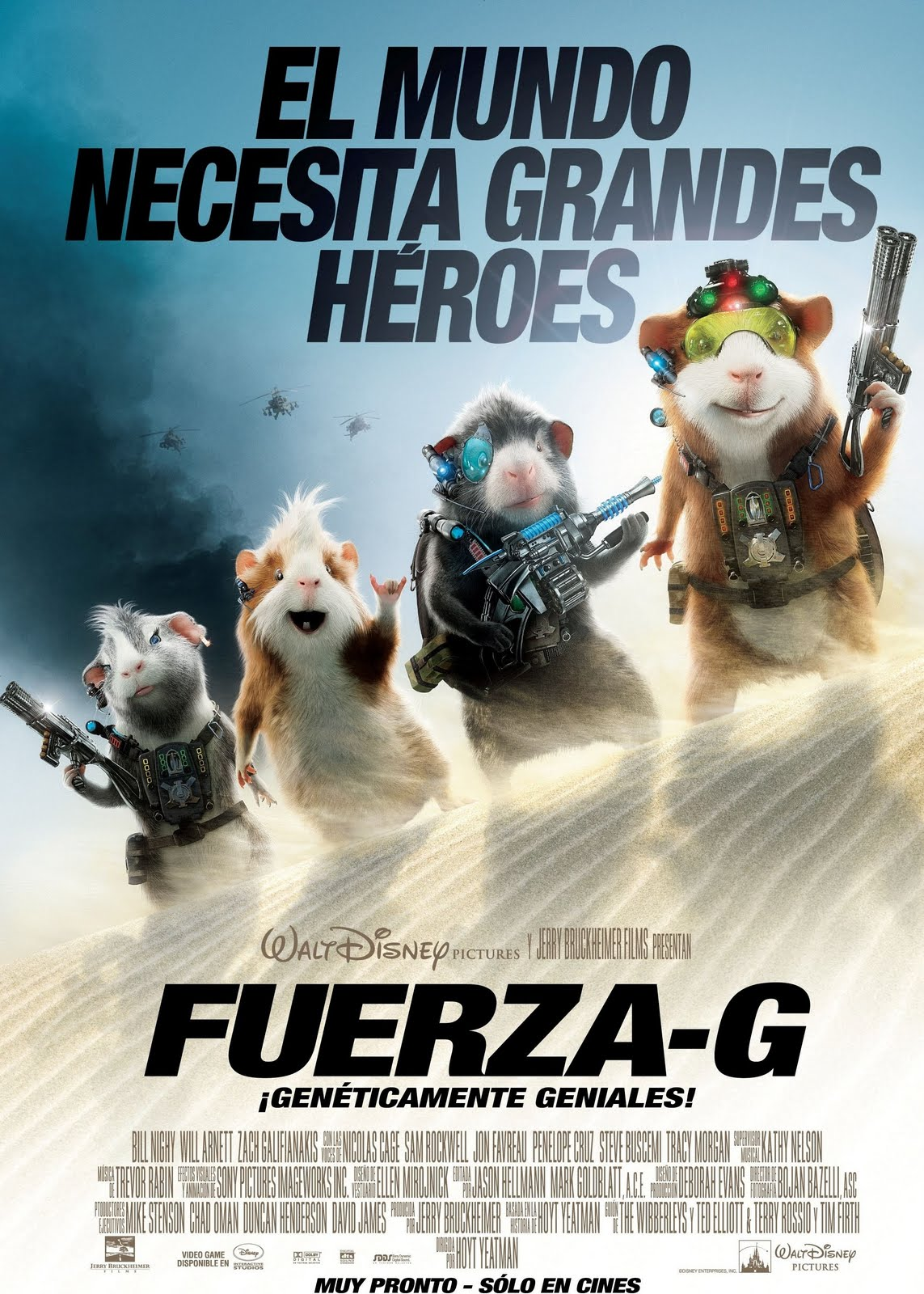 Fuerza - G - Review