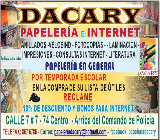 DACARY