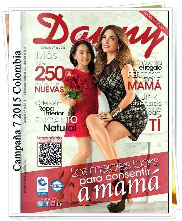 Catalogo Danny Campaña 7 2015