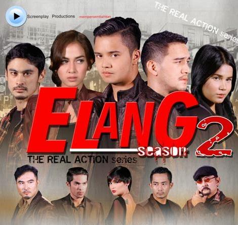 Nama Pemain Sinetron Elang Season 2 di SCTV Paling Lengkap