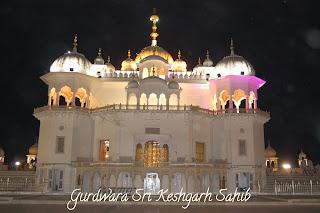 Takhat Sri Keshgarh Sahib, Sri Anandpur Sahib