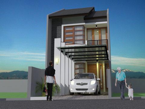 bentuk+rumah+minimalis+perkotaan Bentuk Rumah Minimalis Terbaru
