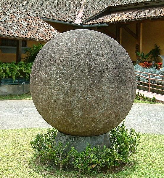 إلقاء الضوء على لغز الصخور الدائرية العملاقة بكوستاريكا
