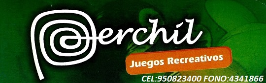 juegos recreativos perchil