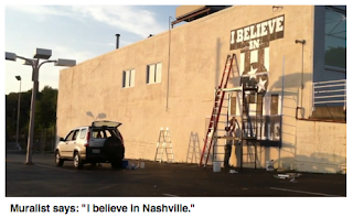 I Believe in Nashville video