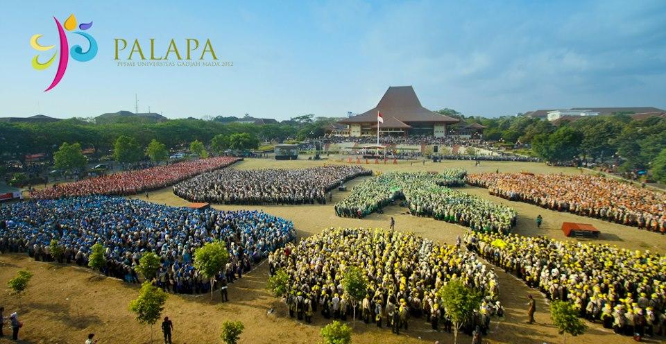 [BEST MOMENT] PPSMB UGM 2012: PALAPA