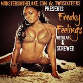 freaky feeling