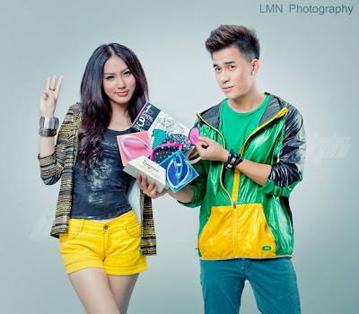 Patricia & Eain Si - Myanmar Model Girls