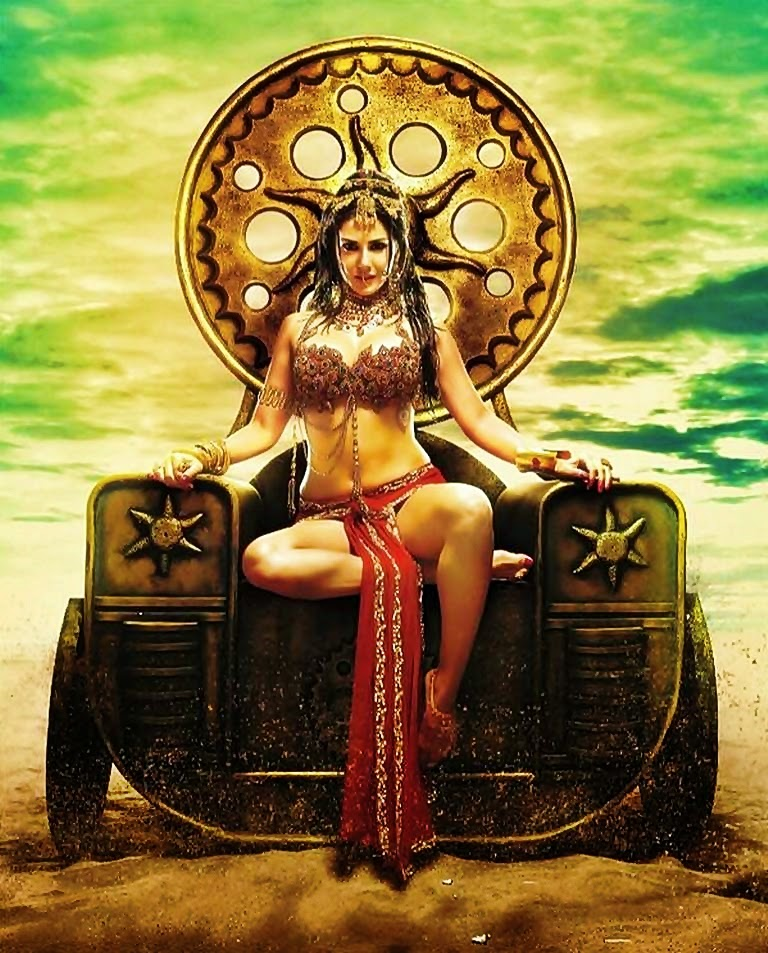 Check out: Sunny Leone bathes in 100 litres of milk for Ek