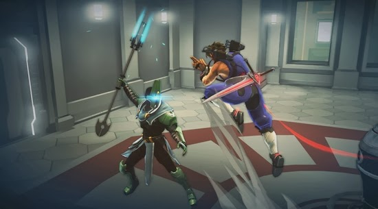 Gameplay Strider Bonus Pack
