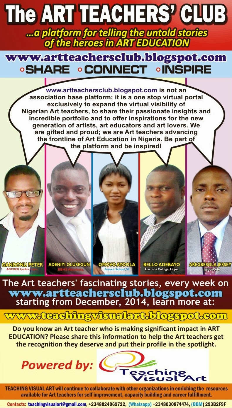 THE ART TEACHERS CLUB