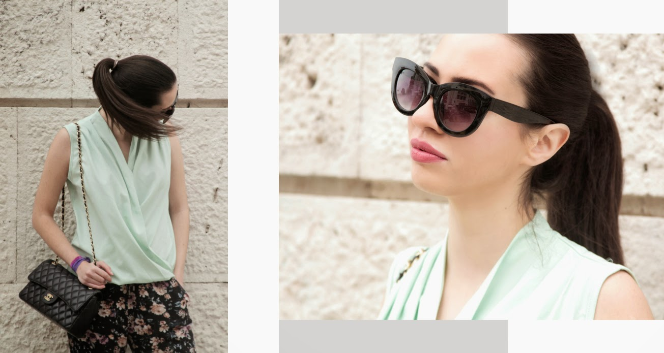 Cateye Asos Sunglasses