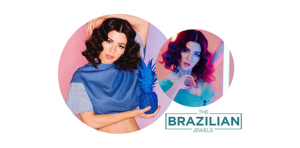 The Brazilian Jewels