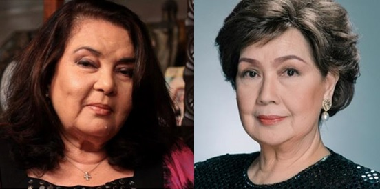 Amalia Fuentes and Susan Roces Rivalry in Muling Buksan ang Puso