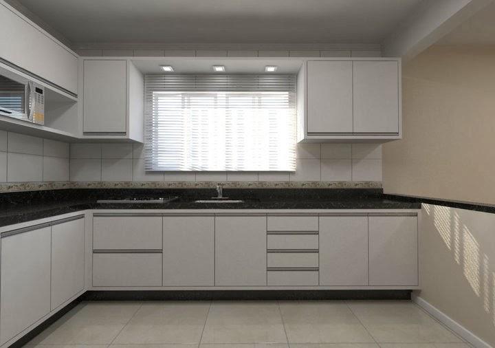 Cozinha melhor local da casa cozinha ambientes for Modelos de armarios modernos