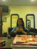 time wat rambut ;)