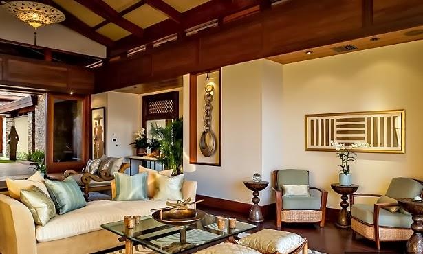 Casa de lujo estilo balin s en kailua kona hawaii arquitexs - Salones de lujo ...
