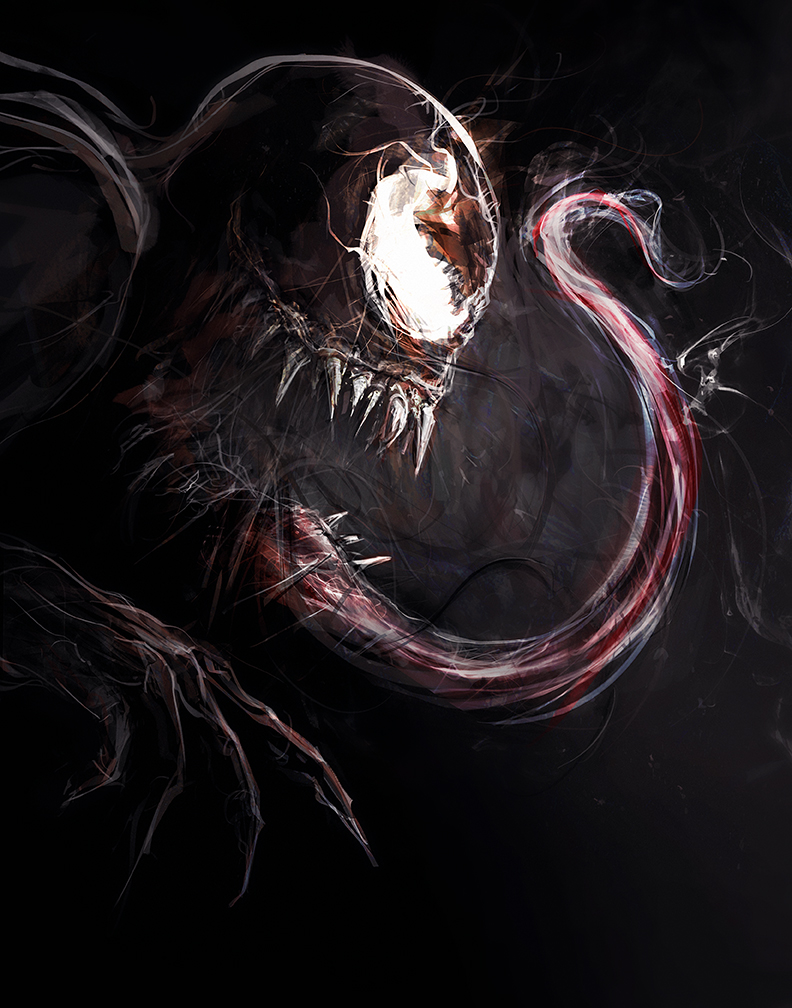 Arnaud de Vallois - Art Blog: Venom