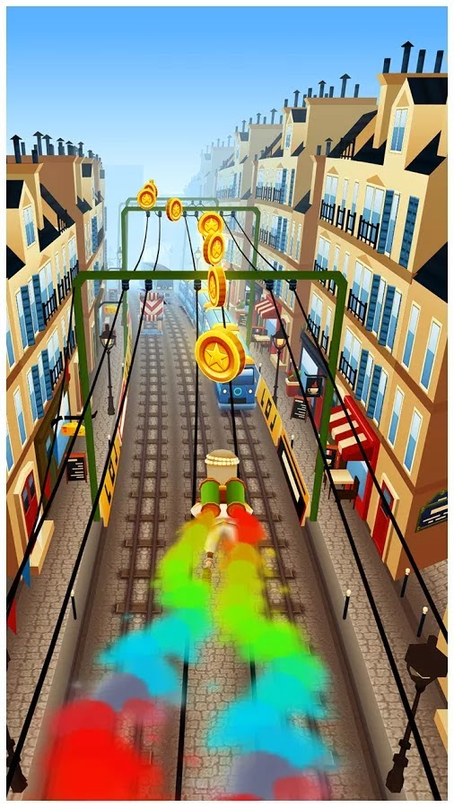 Subway Surfers Paris v1.26.0 Mod