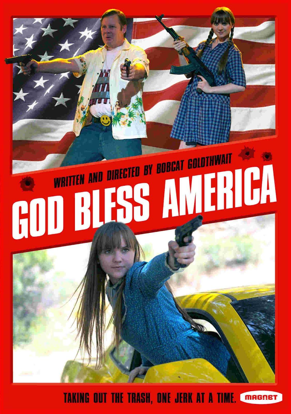 Assistir God Bless America Legendado - Space
