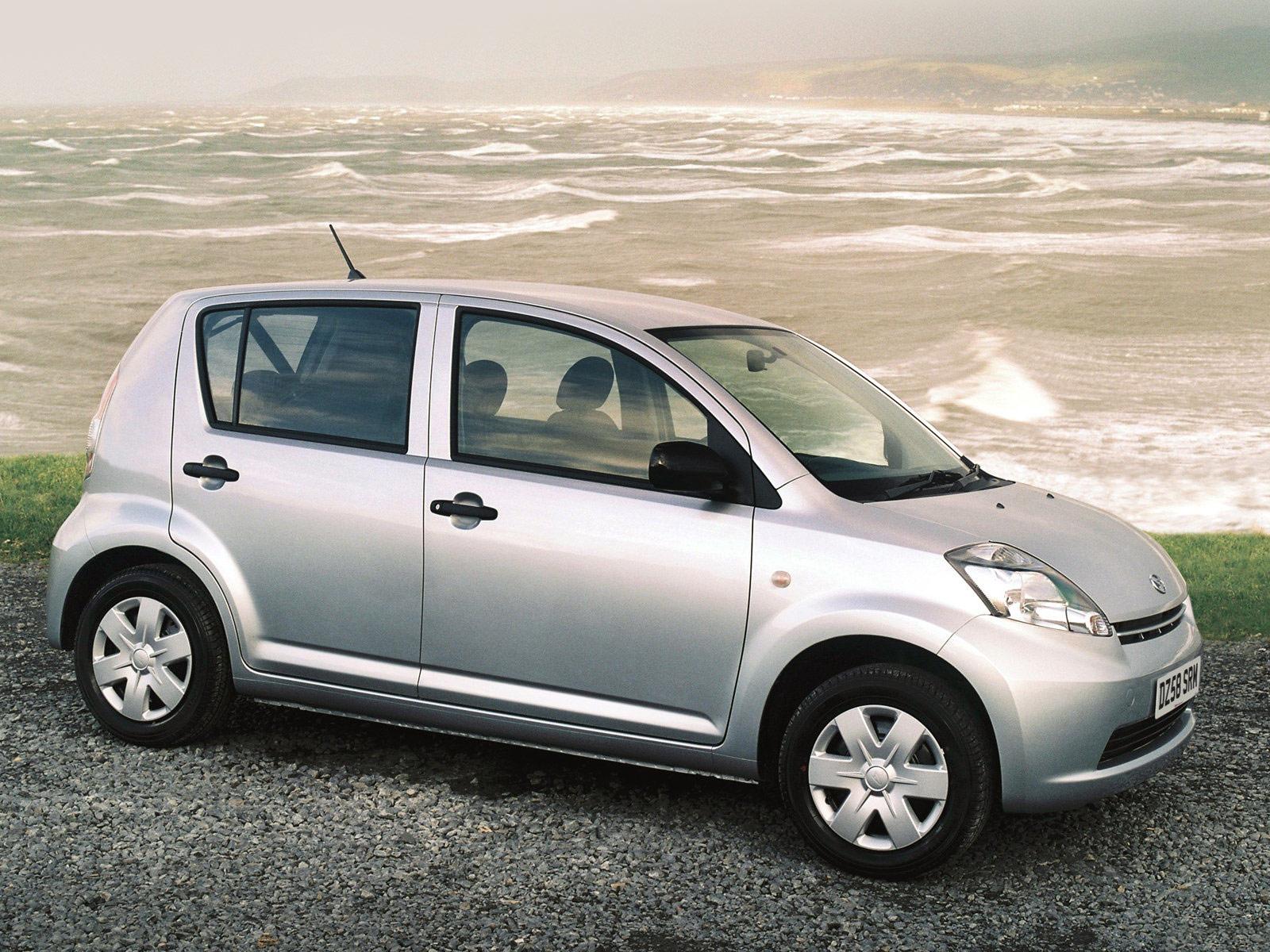 2007 Daihatsu Sirion Car Photos