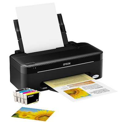 EPSON STYLUS S22 Manual
